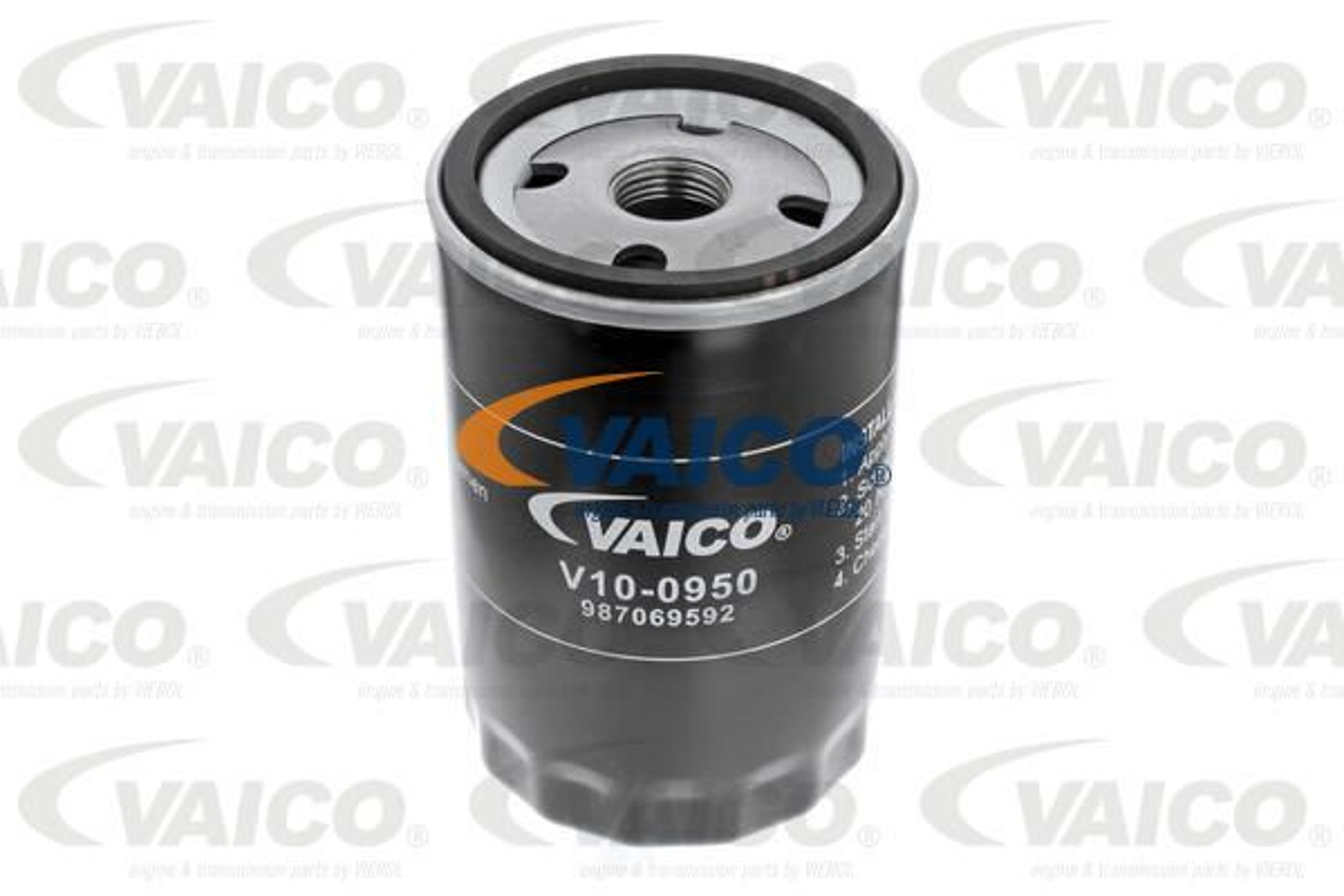 Achetez Filtre à huile VAICO V10-0950 (Diamètre intérieur 2: 62mm, Diamètre intérieur 2: 71mm, Ø: 76mm, Hauteur: 123mm) à un rapport qualité-prix exceptionnel