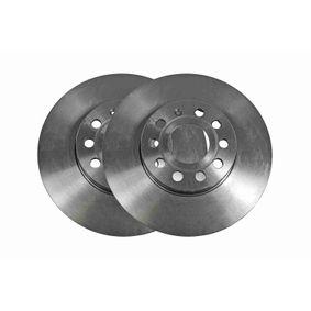 V10-80070 VAICO Original VAICO Quality, Front Axle, Vented Ø: 288mm, Rim: 9-Hole, Brake Disc Thickness: 25mm Brake Disc V10-80070 cheap
