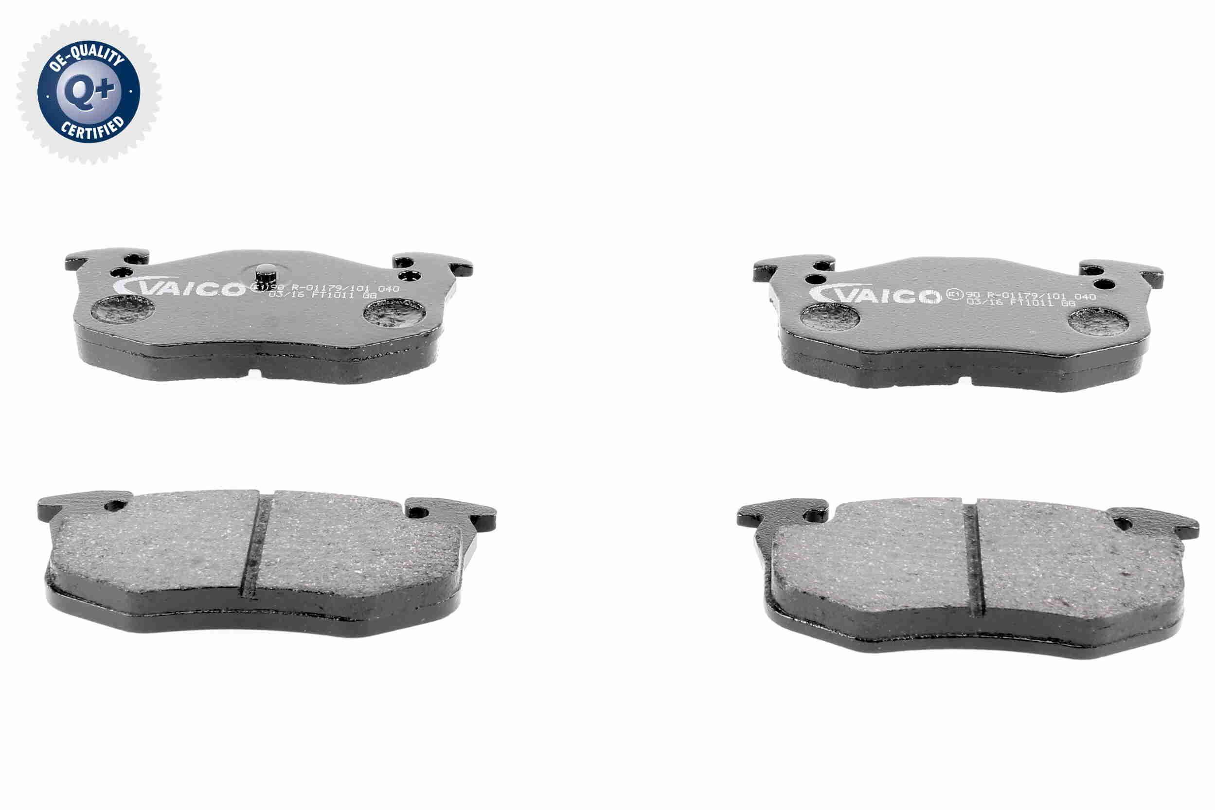 Original FORD USA Bremsbelagsatz V22-0001