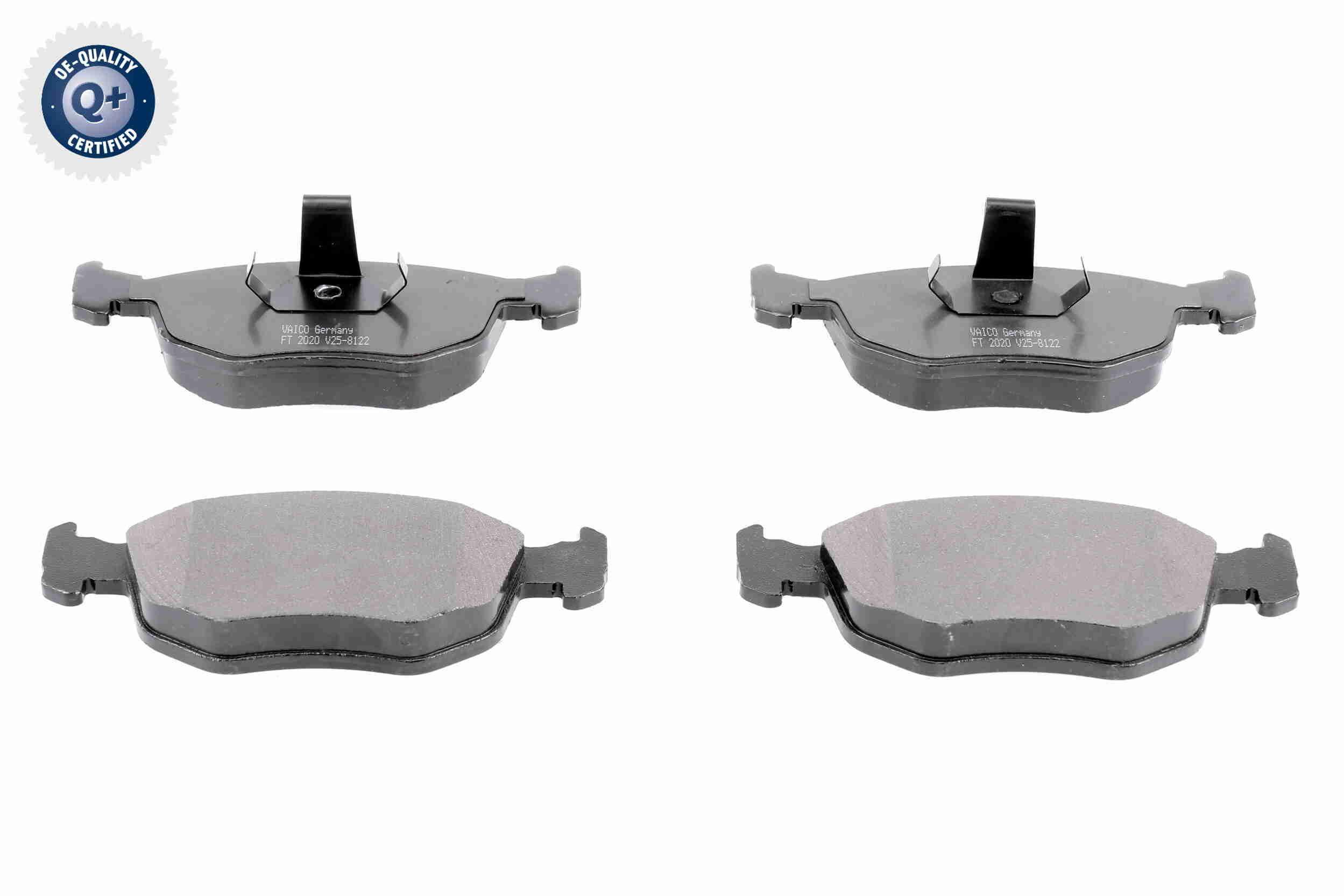 Bremsbeläge VAICO V25-8122