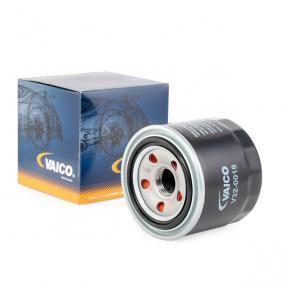 V32-0018 VAICO Filtro aparafusado, com uma válvula de retenção, CST99 Diâmetro interior 2: 57mm, Diâmetro interior 2: 65mm, Ø: 80mm, Ø: 84mm, Altura: 75mm Filtro de óleo V32-0018 comprar económica