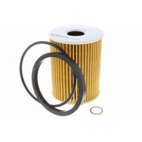 V40-0166 VAICO mit Dichtungen, Filtereinsatz, Original VAICO Qualität Innendurchmesser: 26mm, Ø: 65mm, Höhe: 83mm Ölfilter V40-0166 günstig kaufen
