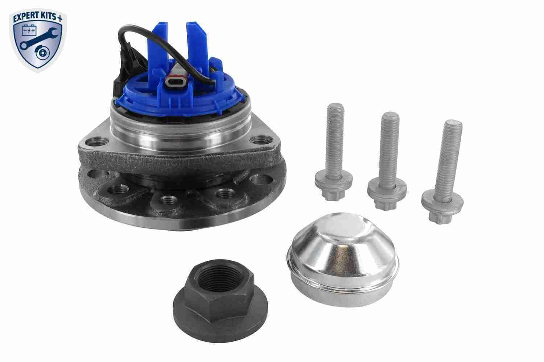 Купете V40-0770 VAICO предна ос, с допълнителен материал, CST98, с интегриран магнитен сензорен пръстен Комплект колесен лагер V40-0770 евтино