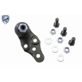 V40-7002 VAICO unten, Vorderachse, EXPERT KITS + Trag- / Führungsgelenk V40-7002 günstig kaufen
