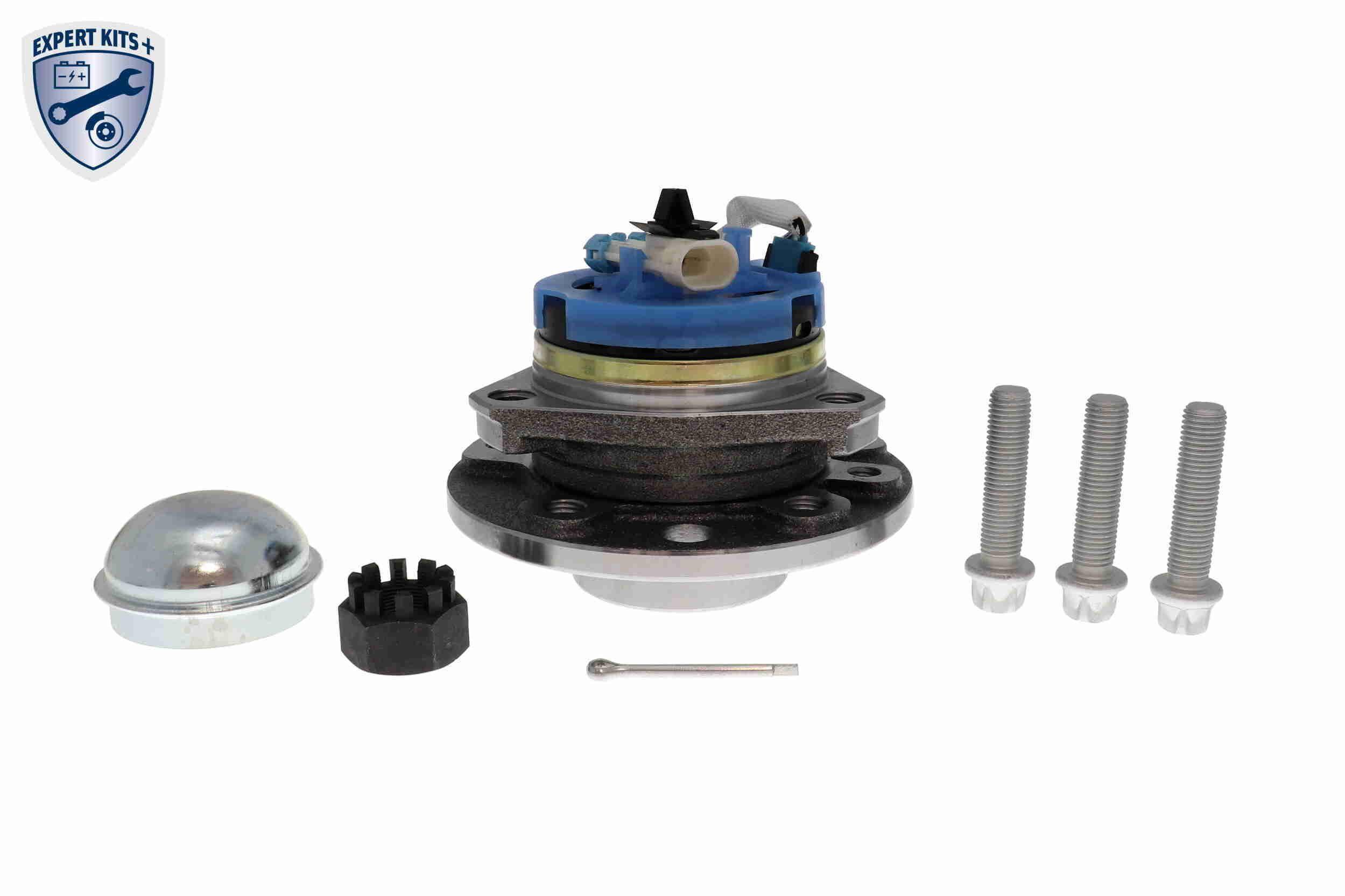 Купете V40-7007 VAICO предна ос, CST98, с интегриран магнитен сензорен пръстен Ø: 136,6мм, вътрешен диаметър: 25,5мм Комплект колесен лагер V40-7007 евтино