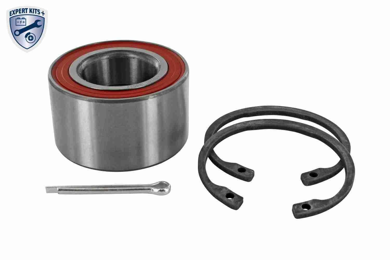 Купете V40-7008 VAICO дясно, ляво, предна ос, CST98 Ø: 66мм, вътрешен диаметър: 34мм Комплект колесен лагер V40-7008 евтино