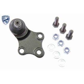 V42-0033 VAICO beidseitig, Vorderachse unten, EXPERT KITS + Trag- / Führungsgelenk V42-0033 günstig kaufen