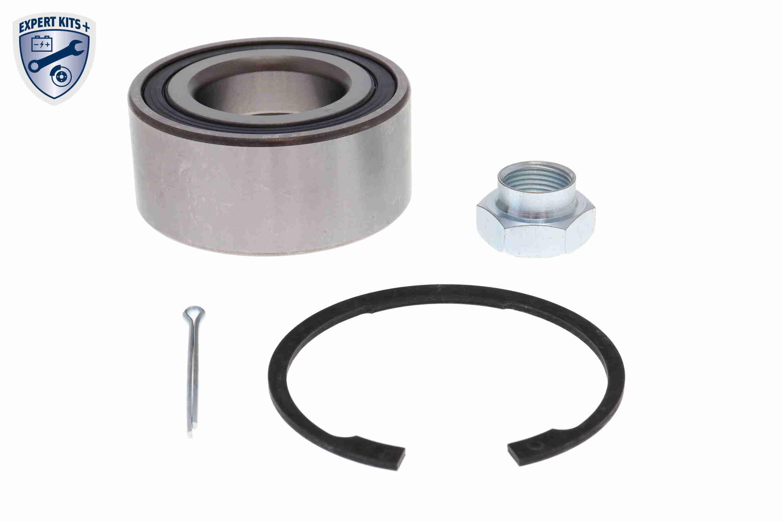 Купете V42-0058 VAICO дясно, ляво, CST98, с предпазен пръстен Ø: 82мм, вътрешен диаметър: 42мм Комплект колесен лагер V42-0058 евтино