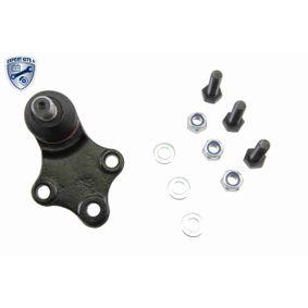 V42-0076 VAICO beidseitig, Vorderachse unten, EXPERT KITS + Trag- / Führungsgelenk V42-0076 günstig kaufen