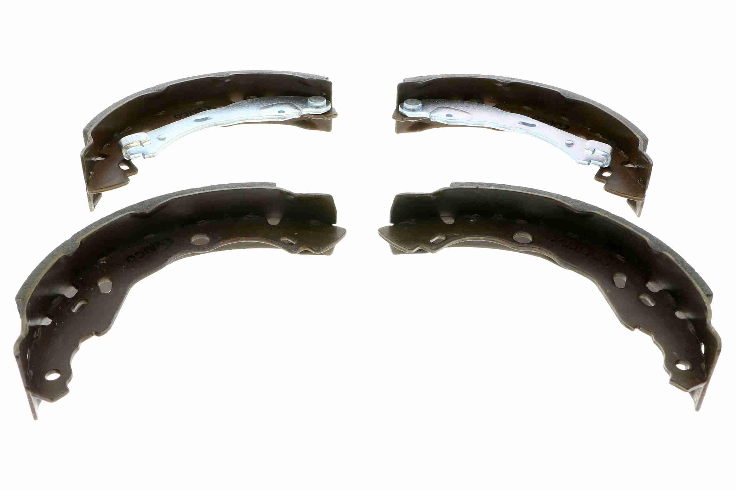 V46-0181 VAICO Hinterachse, Ø: 203mm, mit Hebel, Q+, Erstausrüsterqualität Breite: 39mm Bremsbackensatz V46-0181 günstig kaufen