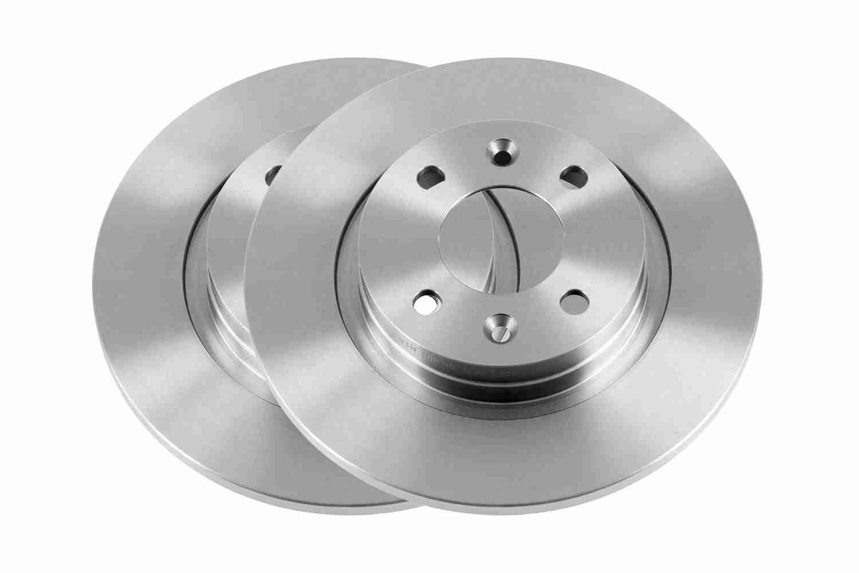 V46-40003 VAICO Original VAICO Qualität, Vorderachse, Voll Ø: 259mm, Felge: 4-loch, Bremsscheibendicke: 12mm Bremsscheibe V46-40003 günstig kaufen