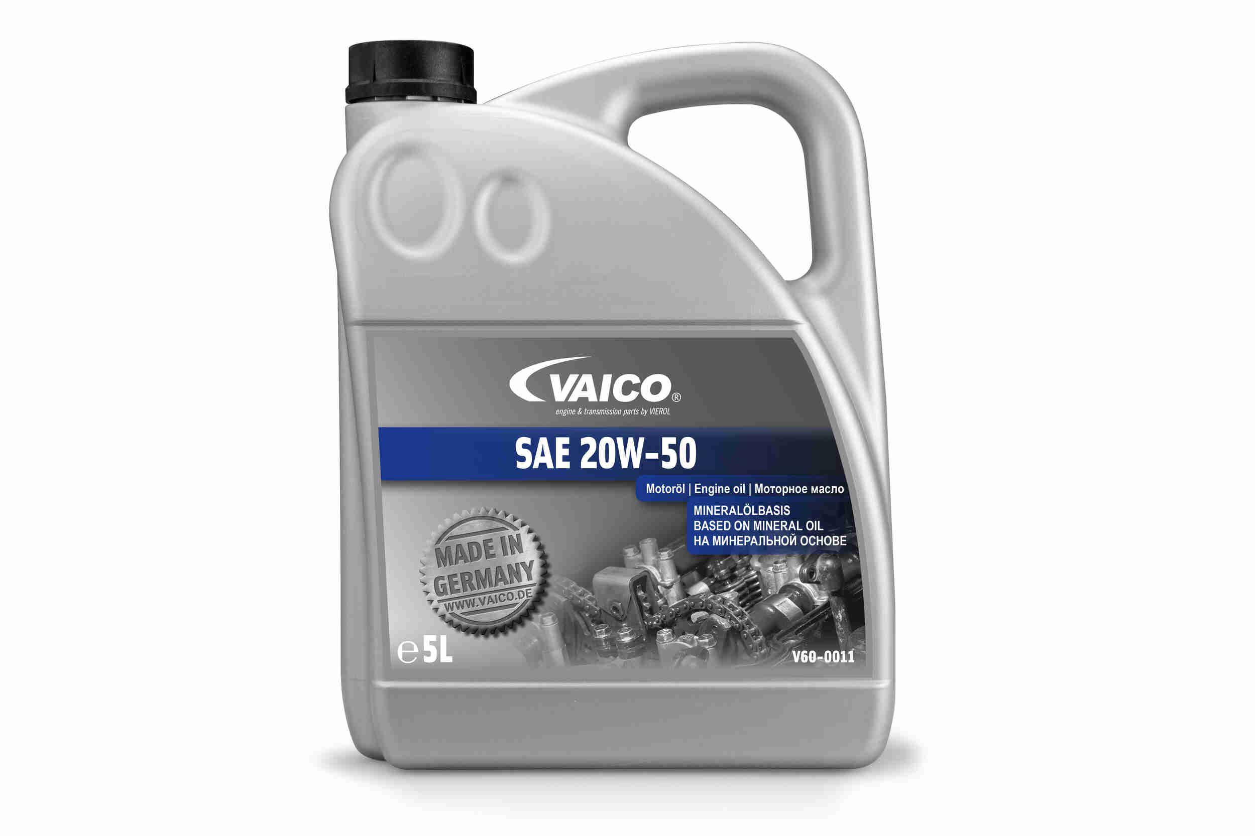 V60-0011 Olio motore VAICO esperienza a prezzi scontati