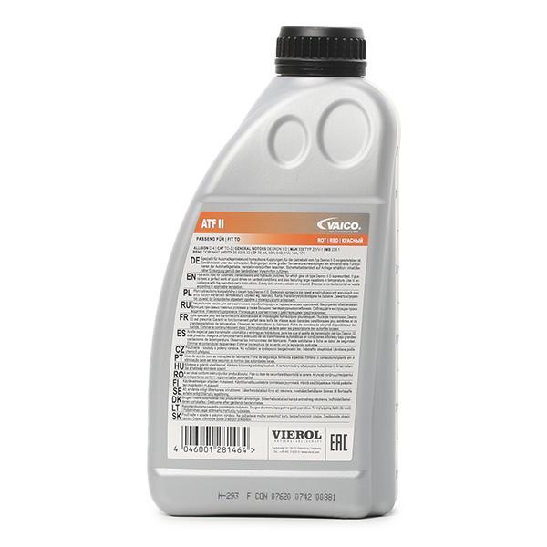 V600016 Automatikgetriebeöl VAICO Voith55633532 - Große Auswahl - stark reduziert