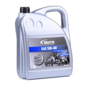 Pirkti 5W40 VAICO 5W-40, turinys: 5l Variklio alyva V60-0026 nebrangu
