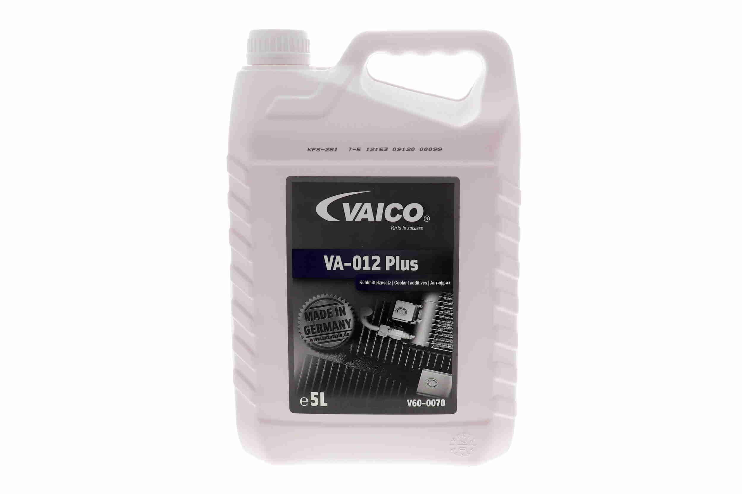 V60-0070 Kühlmittel VAICO Erfahrung