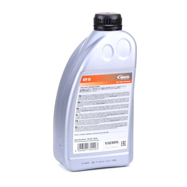 V60-0078 Масло за автоматична предавателна кутия VAICO - опит