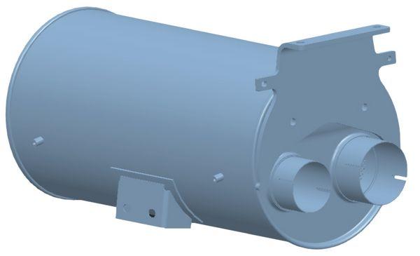 Buy TWINTEC Retrofit Kit, soot filter 25 61 41 09 truck