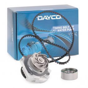 Pompa acqua Kit distribuzione CONTITECH CT997WP1 FIAT LANCIA