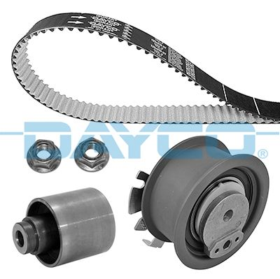 Car spare parts VW BORA 2012: Timing Belt Set DAYCO KTB296 at a discount — buy now!