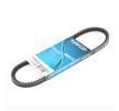 Correa trapezoidal DAYCO 10A0636C Opiniones