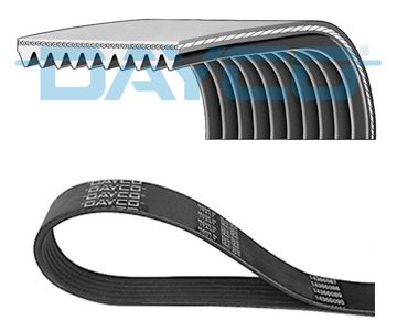 DAYCO V-Ribbed Belts for IVECO - item number: 10PK1725HD