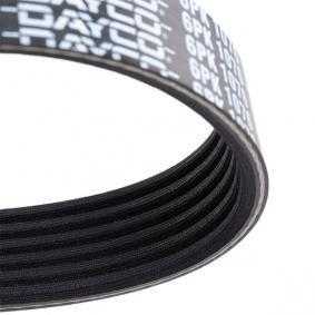 6PK1076 Rebrasti jermen DAYCO - poceni izdelkov blagovnih znamk