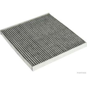 Köp och ersätt Filter, kupéventilation HERTH+BUSS JAKOPARTS J1342004