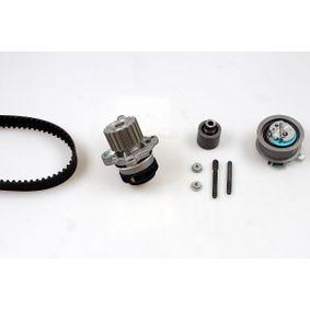 P550 HEPU Teeth Quant.: 120 Width: 30mm Water Pump & Timing Belt Set PK05500 cheap