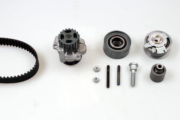 HEPU Water pump and timing belt kit PK06542