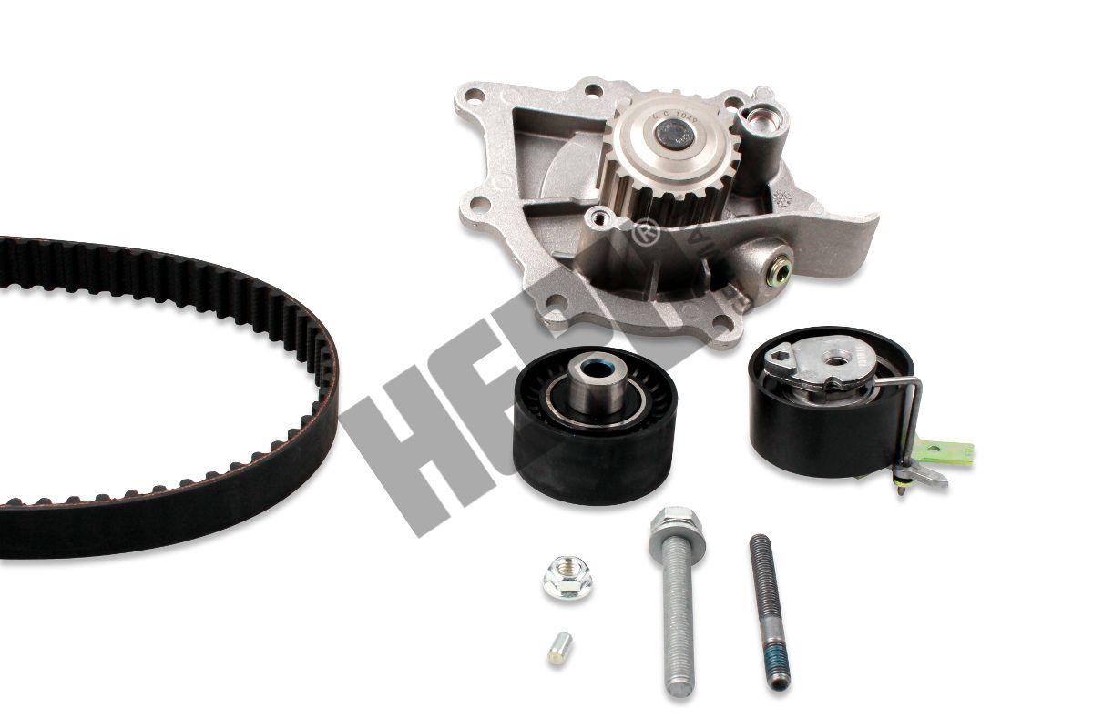 HEPU Water pump and timing belt kit PK08070