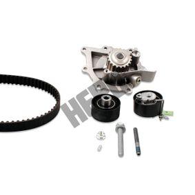 P807 HEPU Zähnez.: 118 Breite: 25,4mm Wasserpumpe + Zahnriemensatz PK08070 günstig kaufen