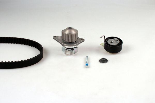 HEPU Wasserpumpe + Zahnriemensatz PK08460