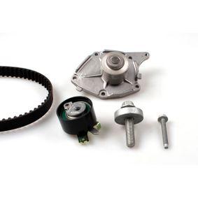 P962 HEPU Zähnez.: 123 Breite: 27mm Wasserpumpe + Zahnriemensatz PK09620 günstig kaufen
