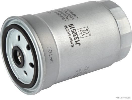 Palivový filtr J1330519 s vynikajícím poměrem mezi cenou a HERTH+BUSS JAKOPARTS kvalitou