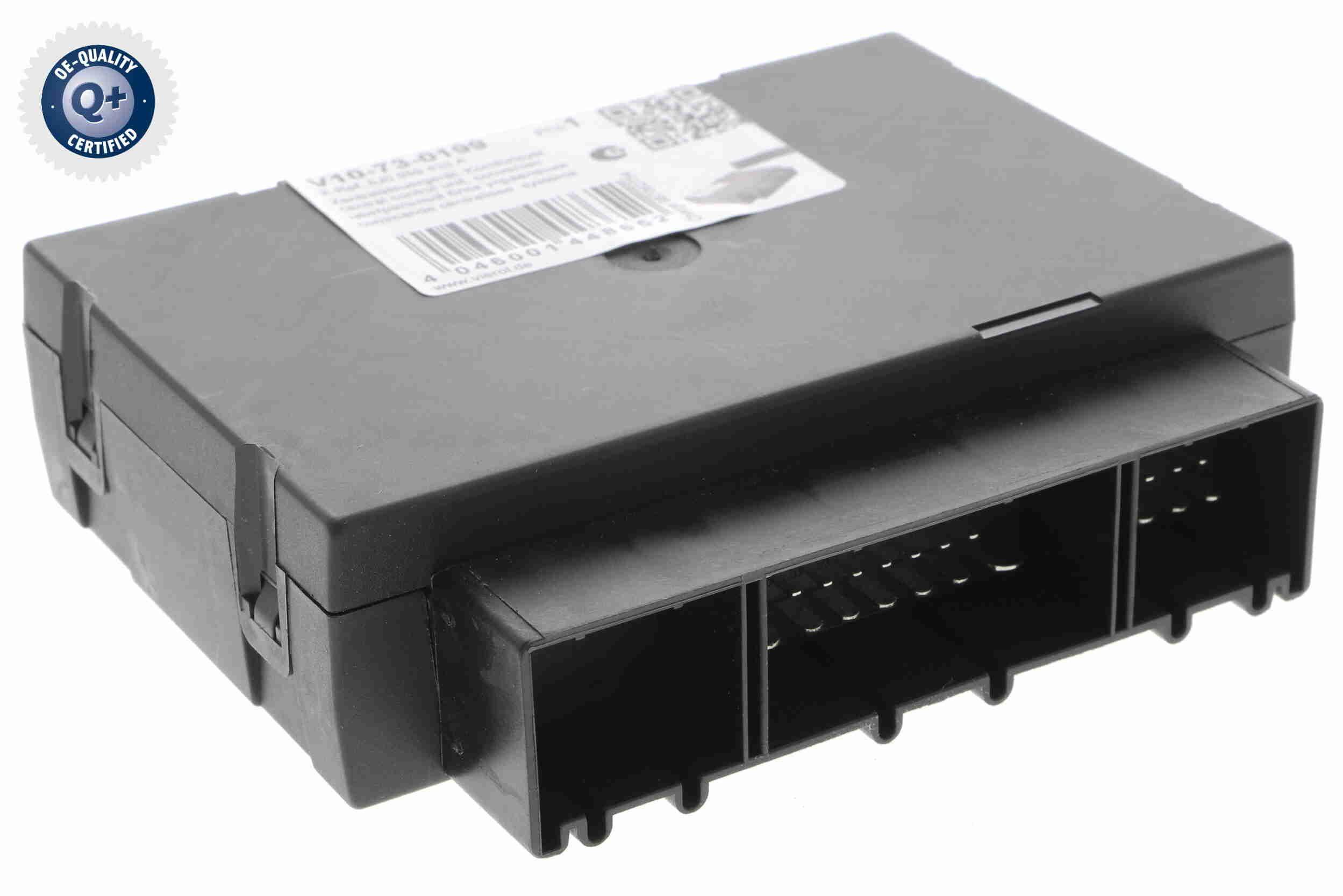 Управляващ блок, централно заключване V10-73-0199 купете онлайн денонощно
