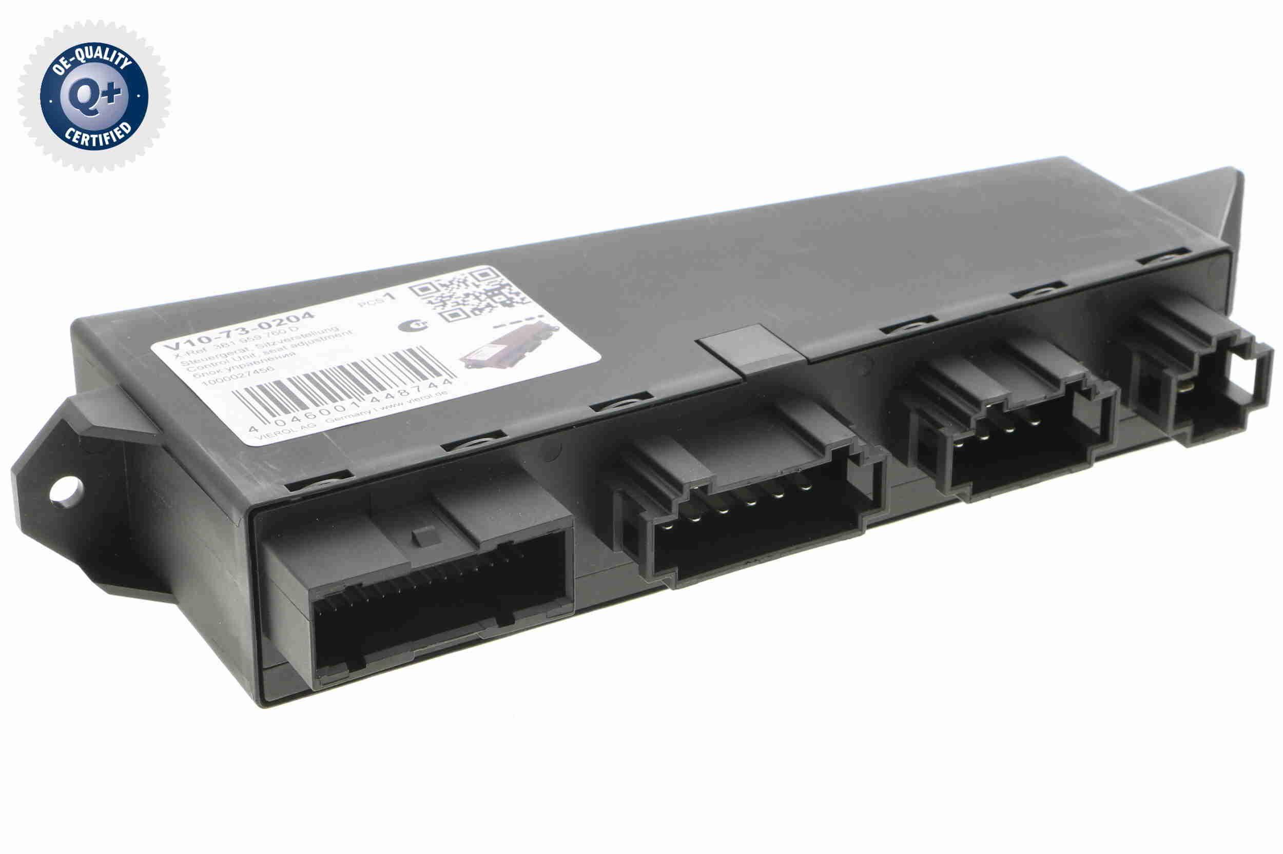 OE Original Sitzverstellung V10-73-0204 VEMO