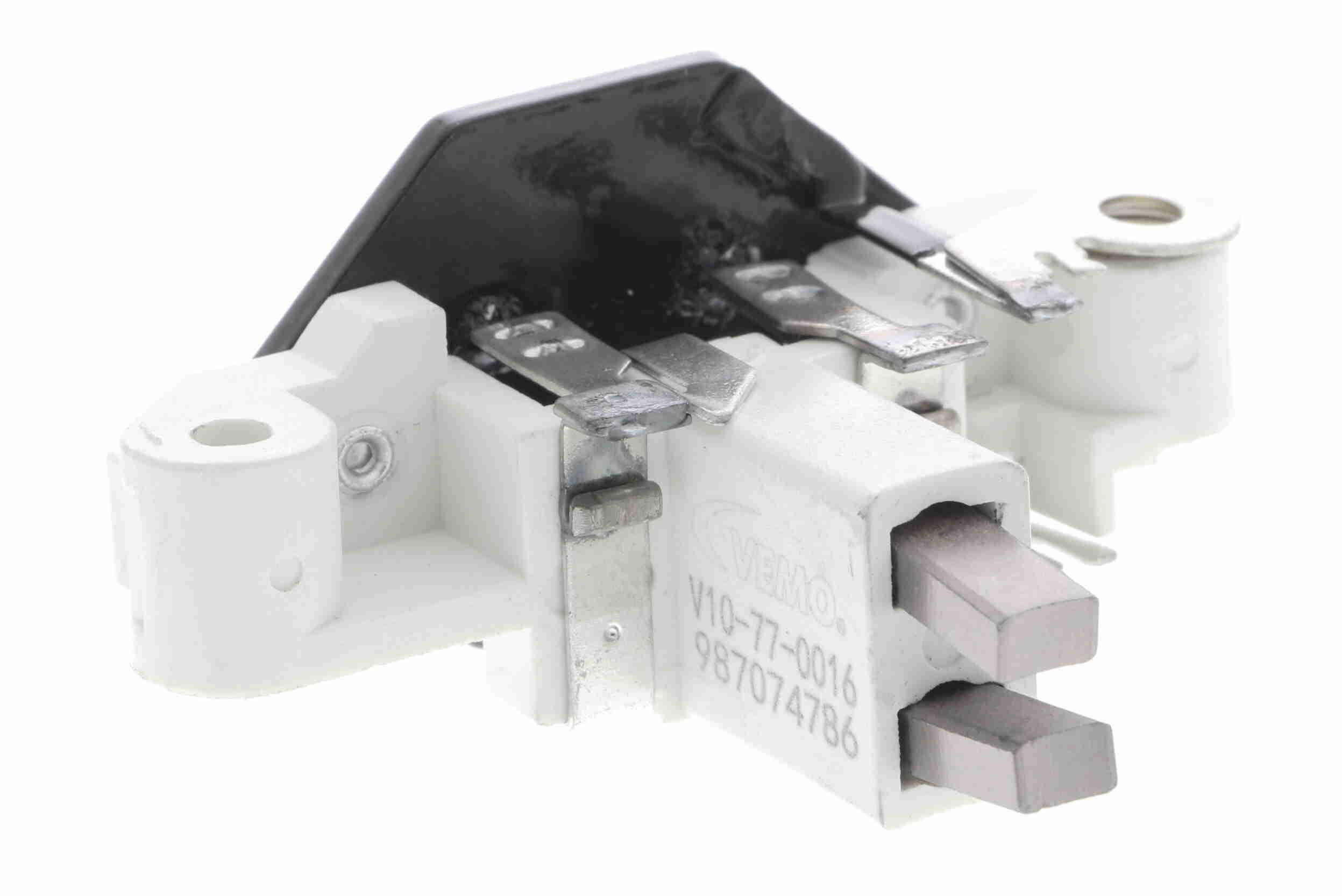 AUDI A3 2016 Lichtmaschinenregler - Original VEMO V10-77-0016