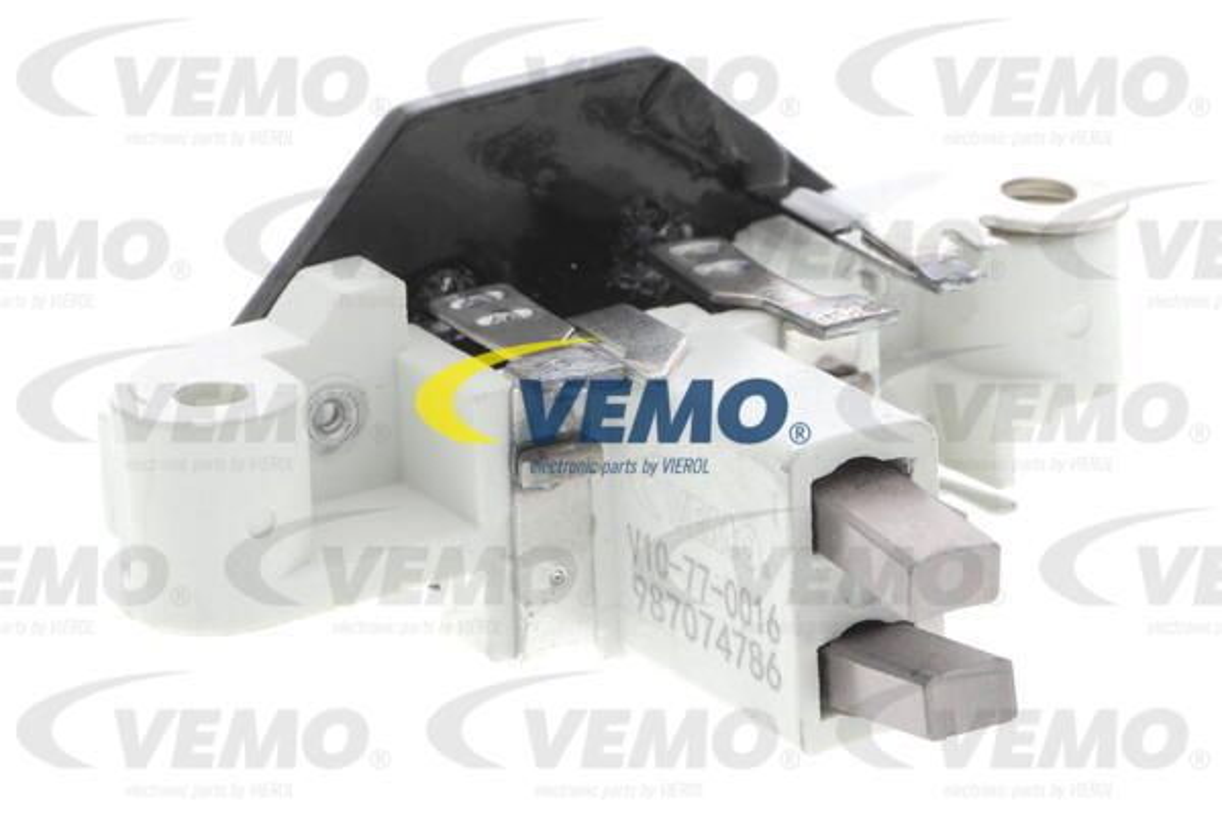 NISSAN VERSA Regler Lichtmaschine - Original VEMO V10-77-0016