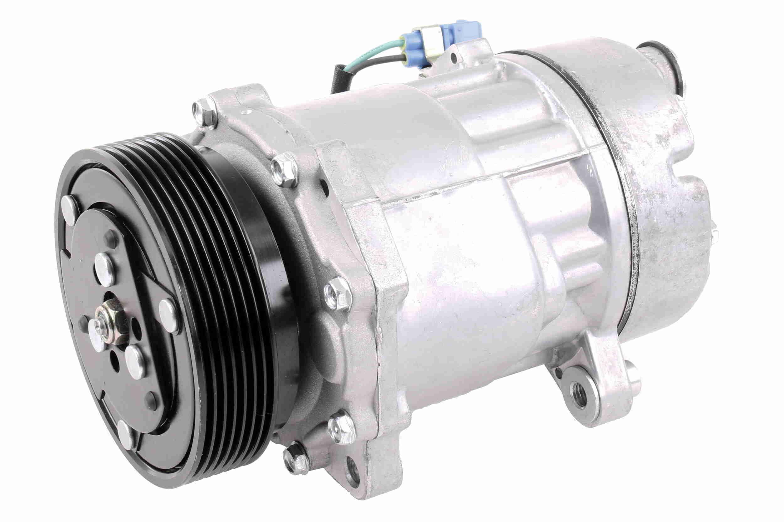 Original SEAT Kompressor Klimaanlage V15-15-2007