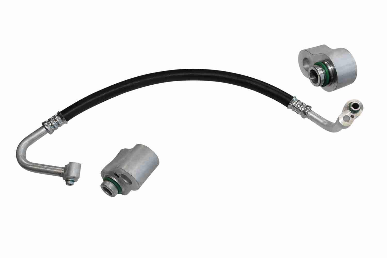 VW POLO 2014 Klimaleitung - Original VEMO V15-20-0012