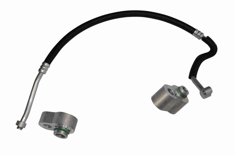 VW PASSAT 2008 Klimaschlauch - Original VEMO V15-20-0017