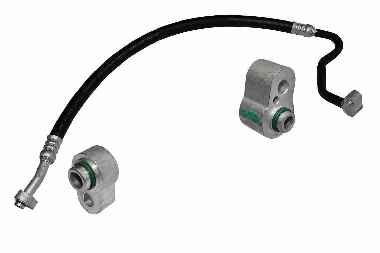 AUDI A4 2011 Niederdruckleitung - Original VEMO V15-20-0022