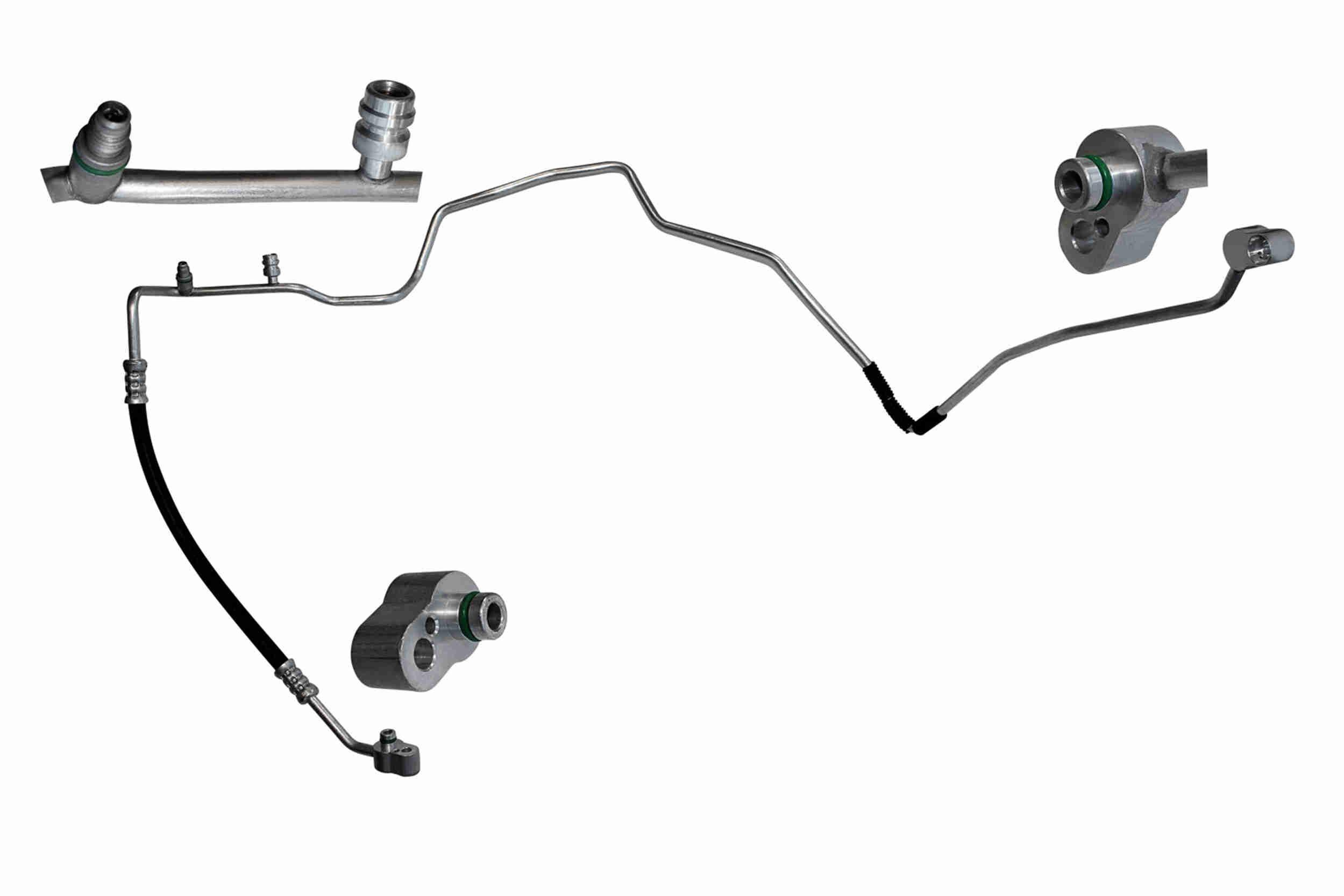 VW PASSAT 2014 Klimaschlauch - Original VEMO V15-20-0062