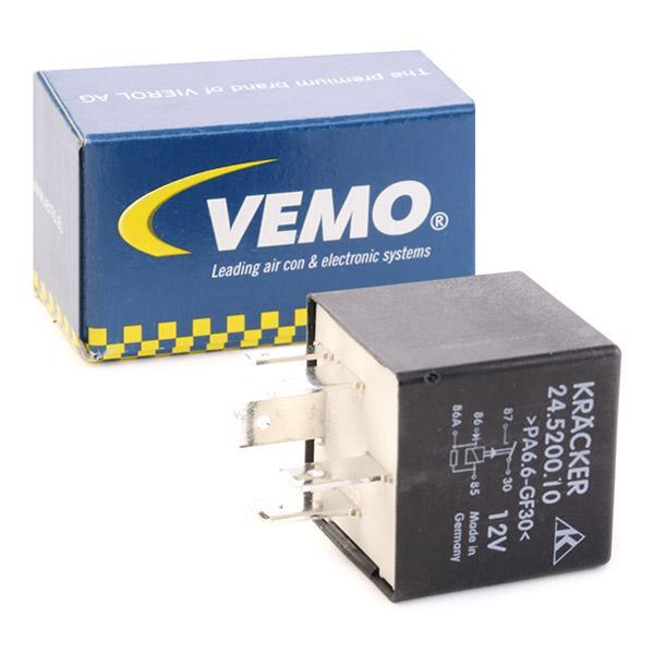 VEMO   Relais, Kraftstoffpumpe V15-71-0017