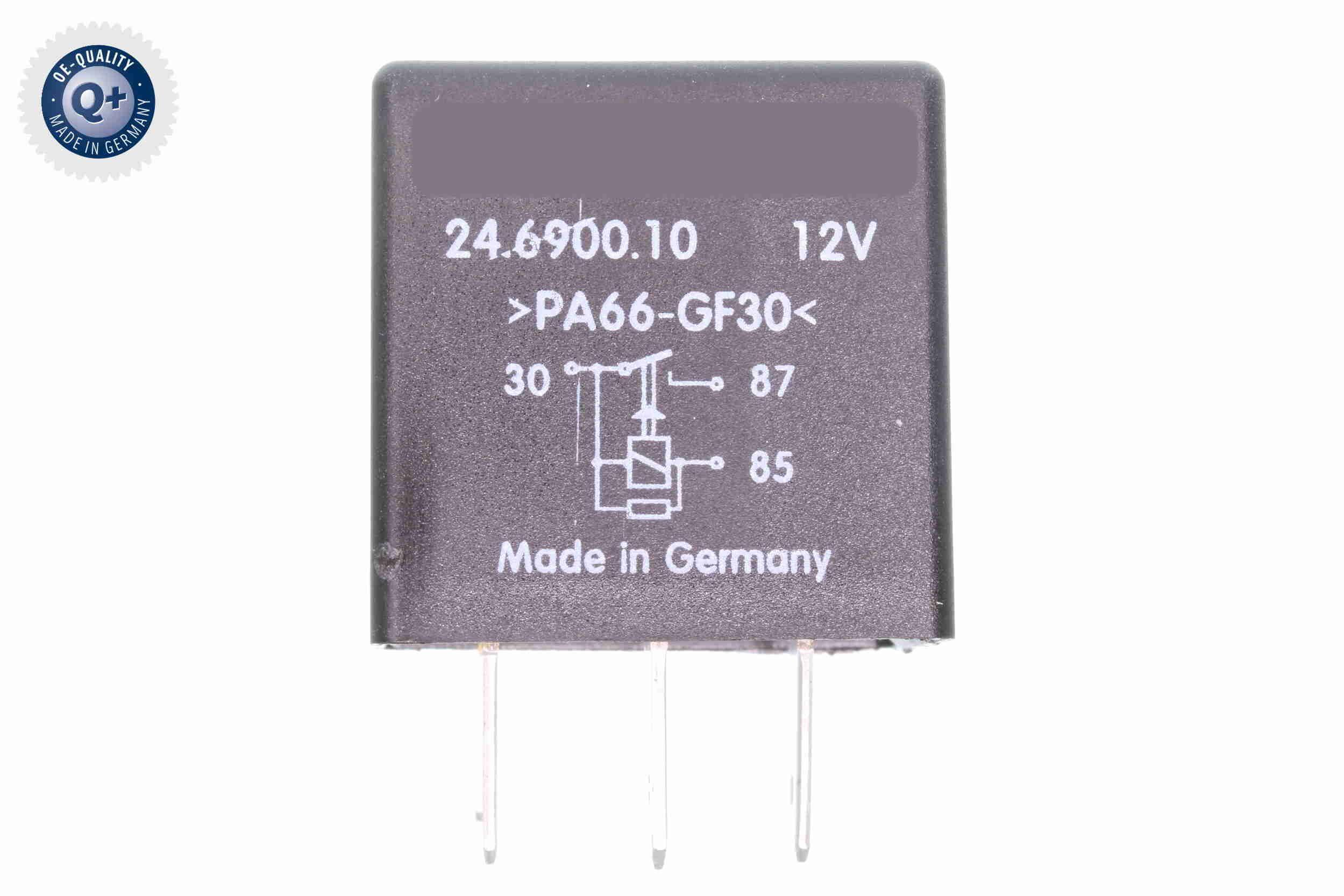 V15-71-0019 Relais, Kraftstoffpumpe VEMO Test
