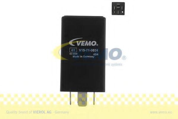 V15-71-0024 VEMO Original Quality Relais, Kraftstoffpumpe V15-71-0024 günstig kaufen