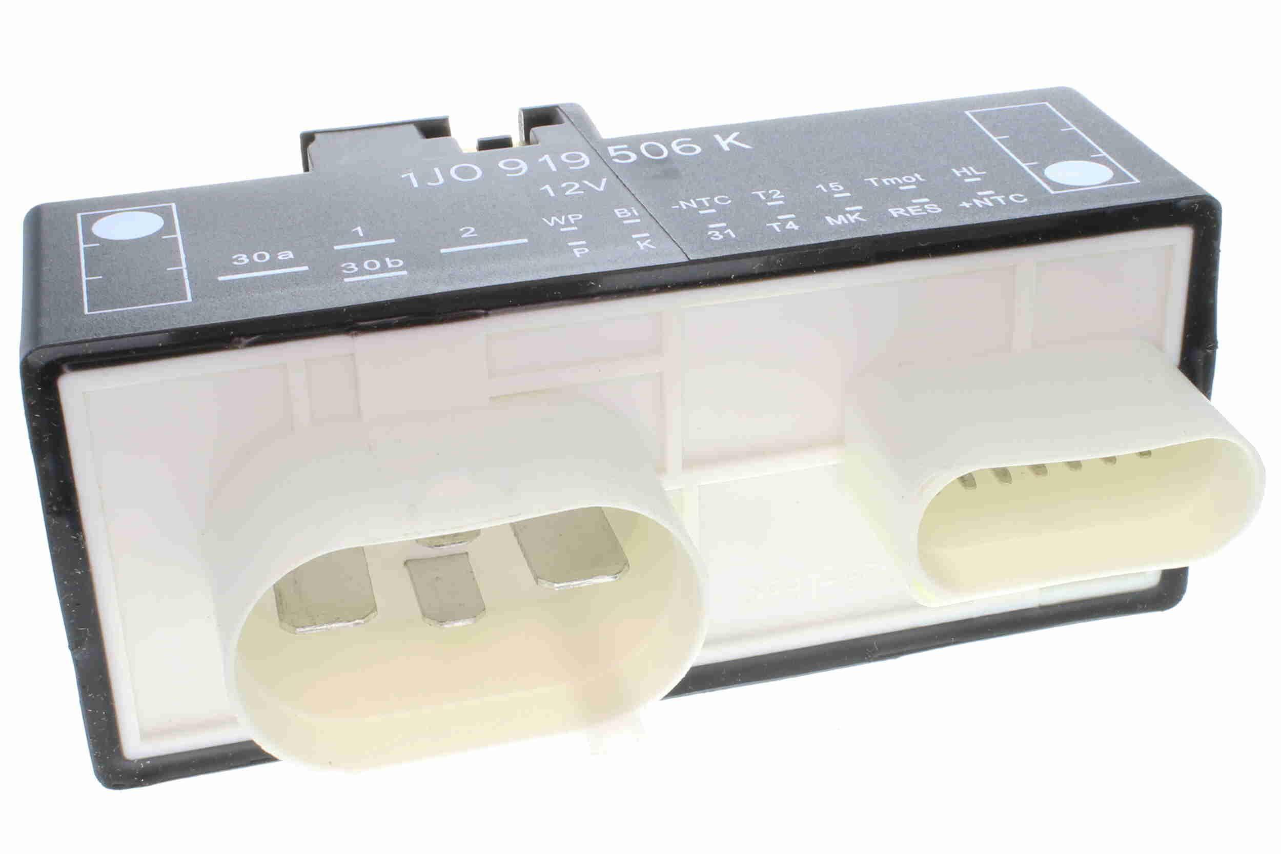 Реле, допълнителна работа на вентилатор на радиатора V15-71-0036 с добро VEMO съотношение цена-качество