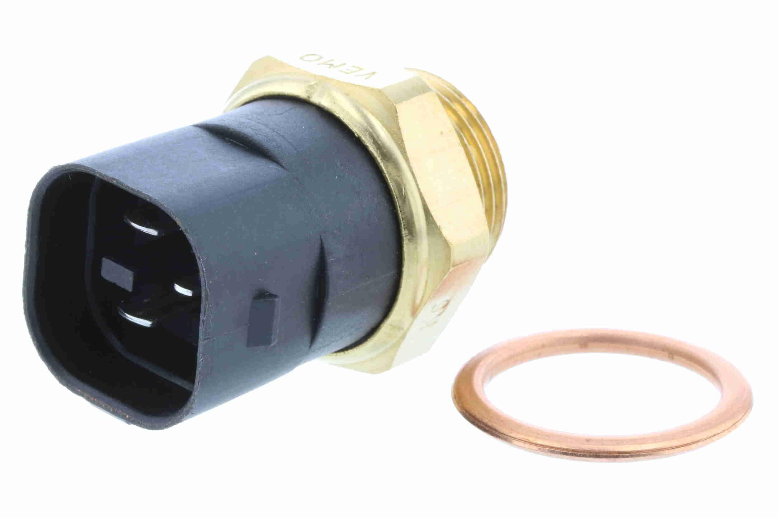 VEMO: Original Thermoschalter Lüfter V15-99-1977-1 (Pol-Anzahl: 3-polig)
