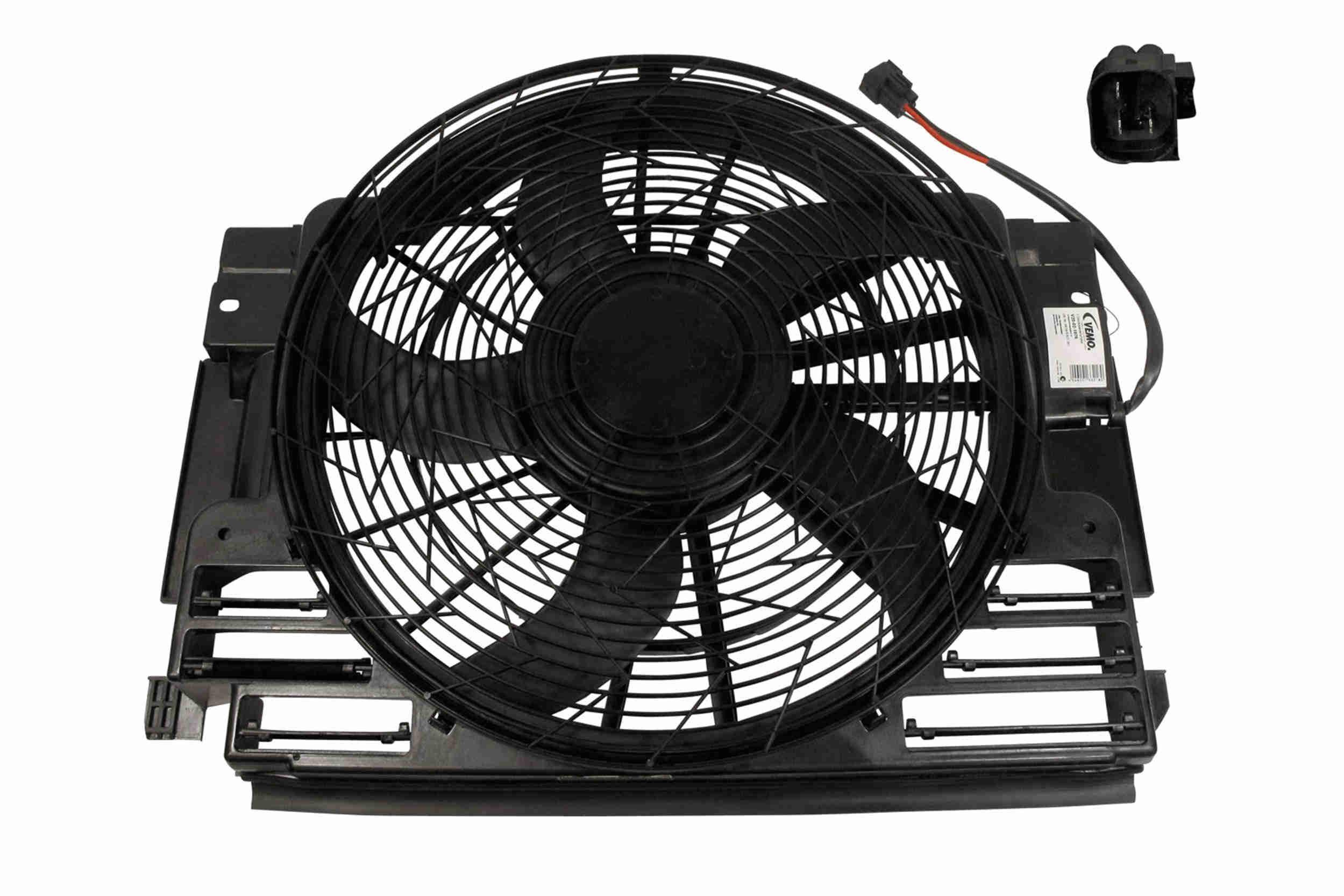 V20-02-1076 VEMO Lüfter, Klimakondensator V20-02-1076 günstig kaufen