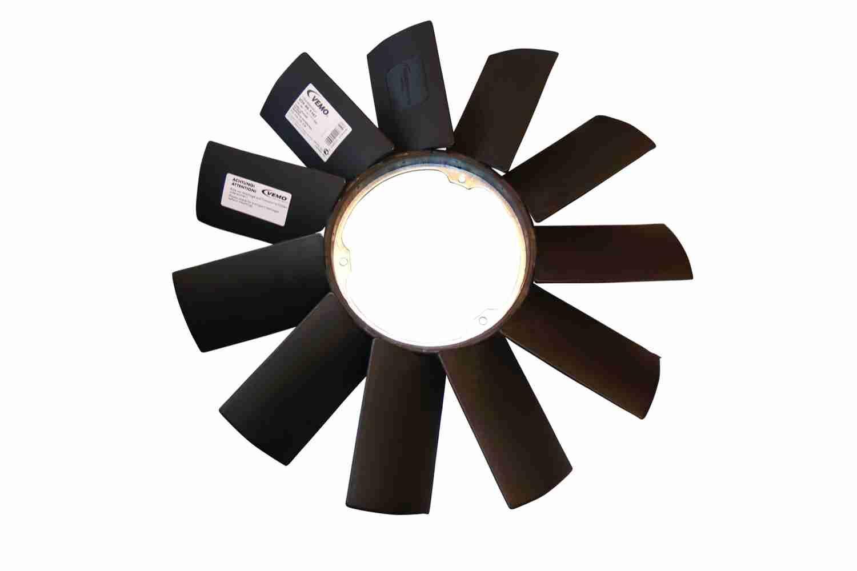 Lüfterrad, Motorkühlung V20-90-1107 rund um die Uhr online kaufen
